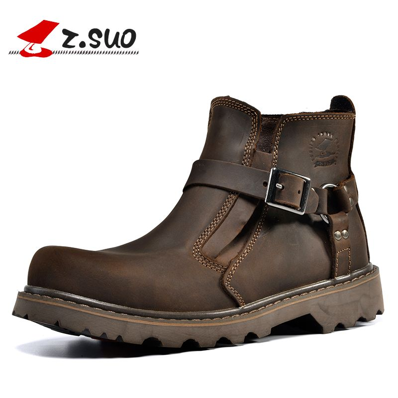 Z. Suo men s boots 93e85734642