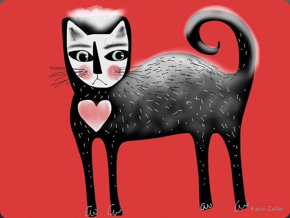 Puss by Karin Zeller