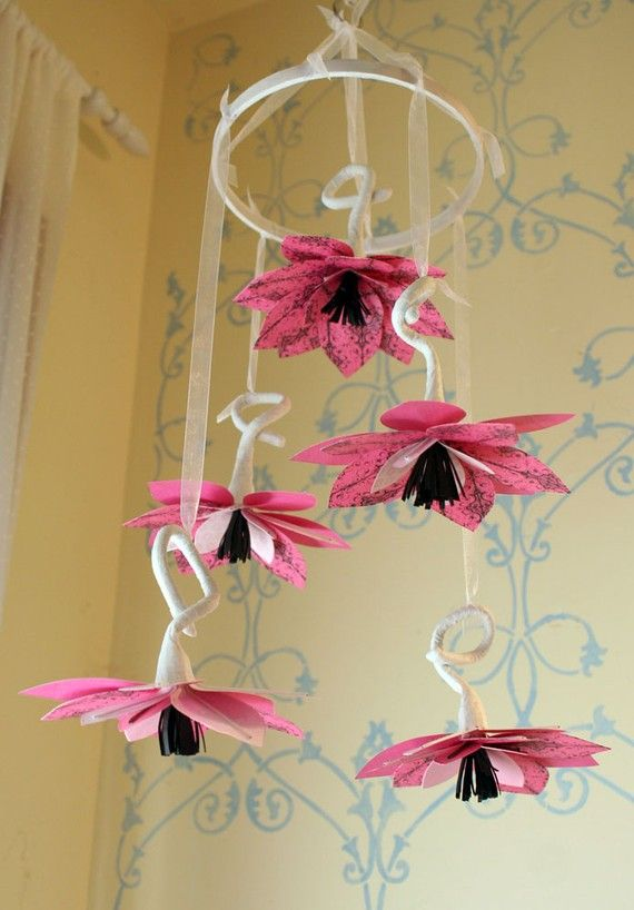 This Is My Own Work Hand Made Paper Flowers Ferntreestudio