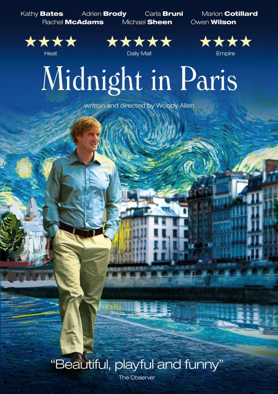 Medianoche en París (2011)