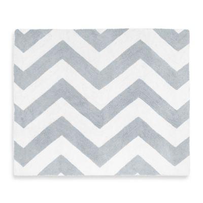 Sweet Jojo Designs Chevron Rug In Grey White Grey Floor Rug Chevron Rugs Floor Rugs