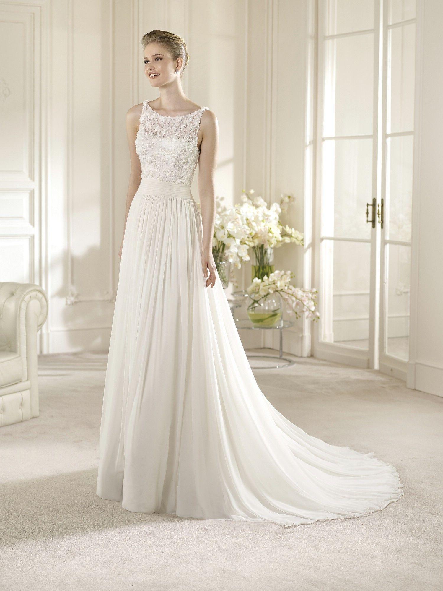 San Patrick Australia Sample Gown Wedding dresses lace