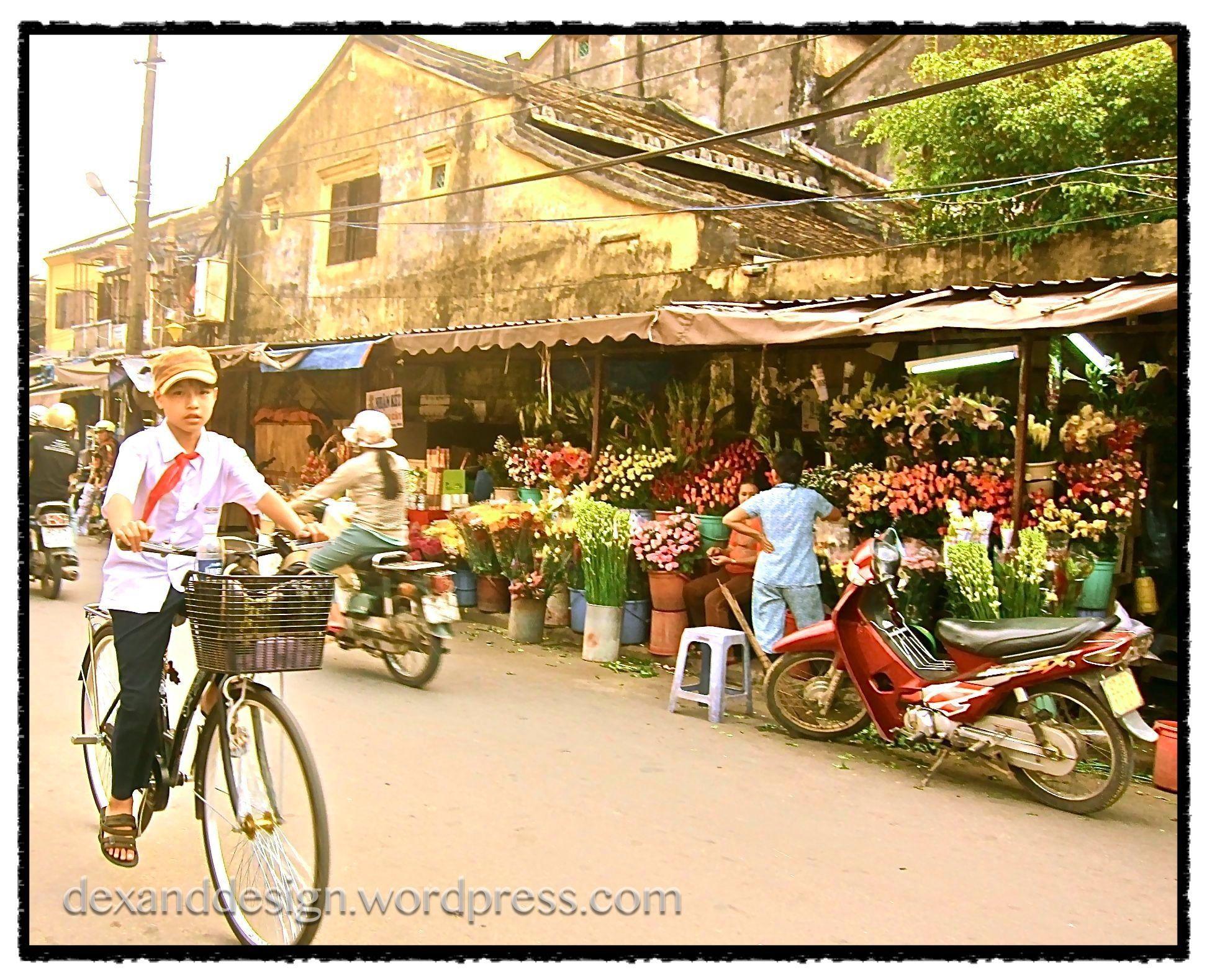 Good Morning Vietnam Hoi An Menu : Hoi an vietnam what a great town rode bikes through the