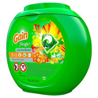 Household Essentials Laundry Detergent Gain Fireworks Liquid