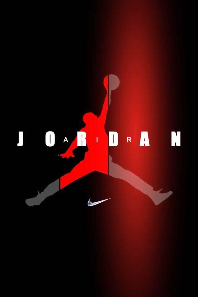 Jumpman Jordan Logo Wallpaper Iphone Wallpaper Jordan Michael Jordan Art