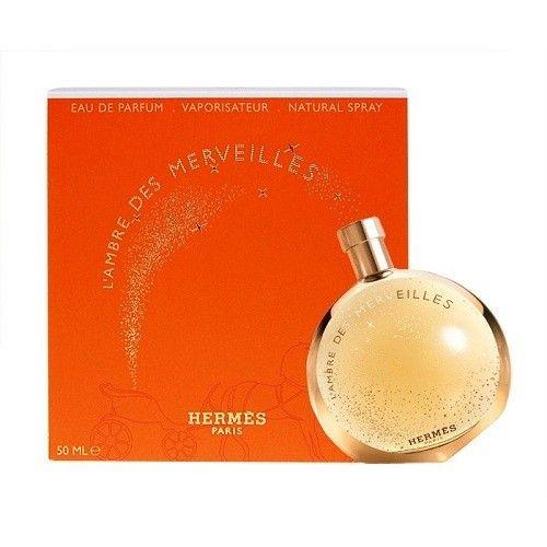 L'ambre Des Merveilles by Hermes For Women Eau De Parfum