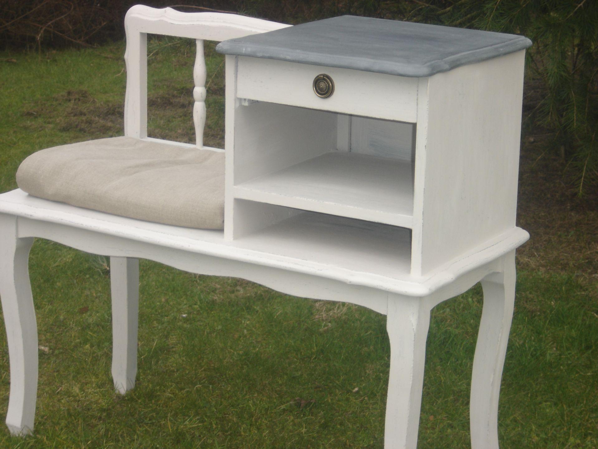 id e pour l 39 entr e faire avec un vieux meuble t l phone chin plus conomique. Black Bedroom Furniture Sets. Home Design Ideas