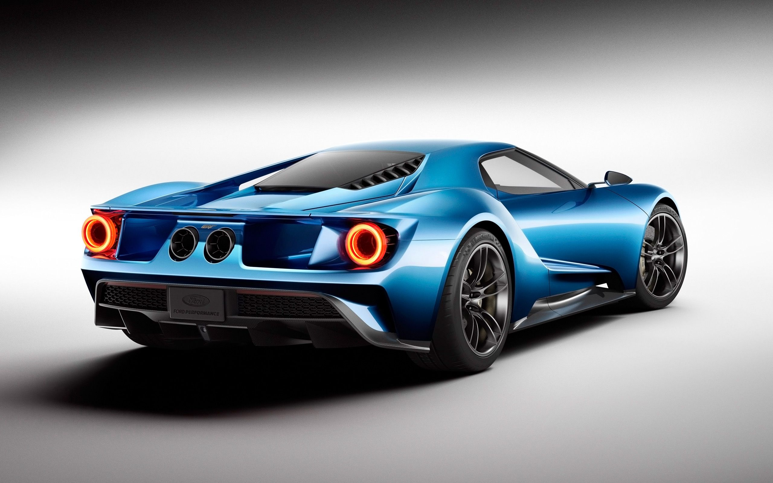 2016 Ford Gt 2 Wallpaper Hd Car Wallpapers 2560x1600 Ford Gt