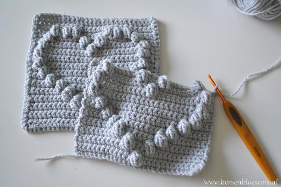 Crochet Patterns Free Crochet Blankets Pinterest Bobble Stitch