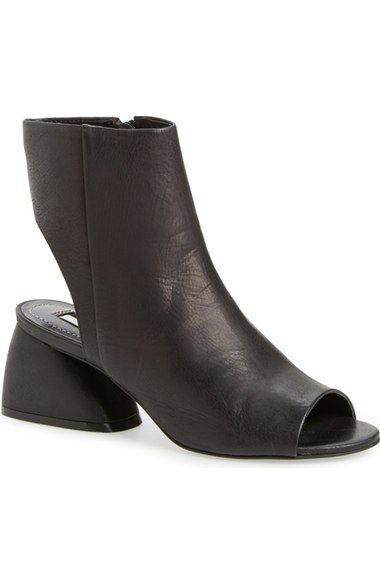 48513d143b1 Topshop  Panama  Peep Toe Bootie (Women) available at  Nordstrom ...