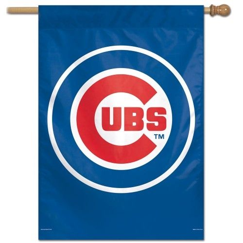 Chicago Cubs 2 MLB Trailer Hitch Receiver Cover ABS Plastic