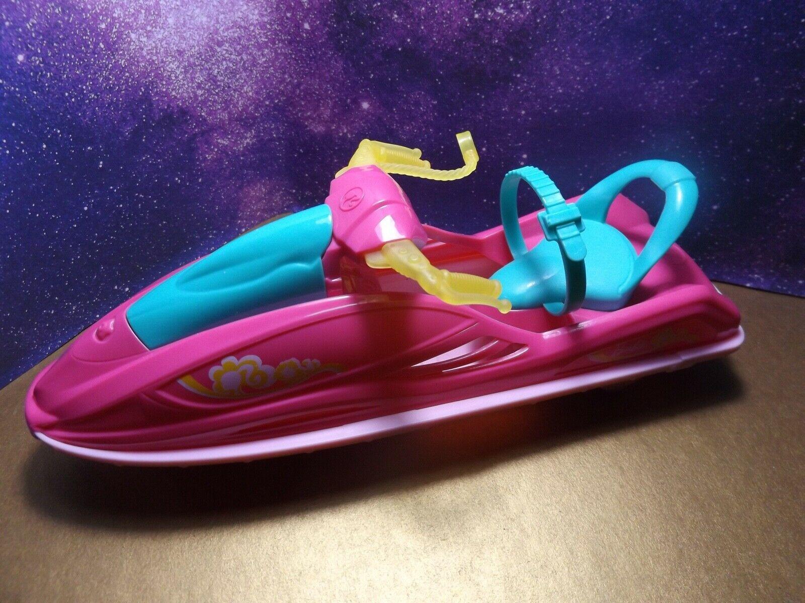 Mattel Barbie Jet Skie Very Cute Toys Games Creaturesncastles