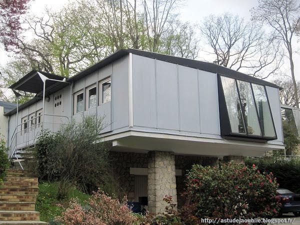 meudon 14 maisons industrialis es jean prouv 8 pavillons m tropole et 6 pavillons coques. Black Bedroom Furniture Sets. Home Design Ideas