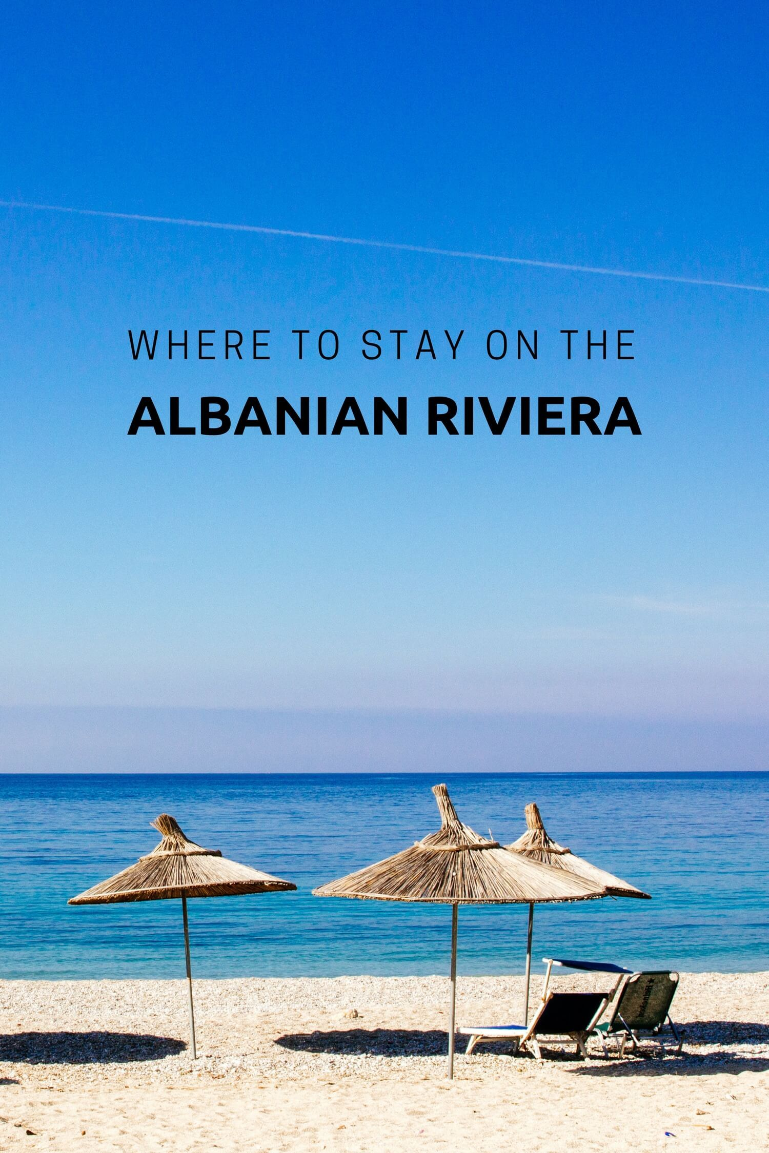 Albanian Riviera Best Beaches And Saranda Hotels Albanien