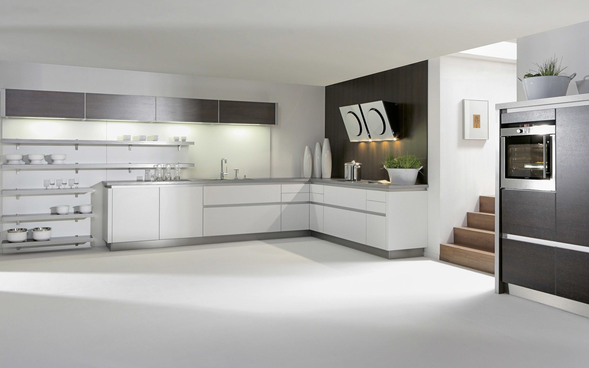 Http Www Nanilumi Com Tag Simple Middle Class Kitchen Design 20 White Kitchen Interior White Kitchen Interior Design Modern Kitchen Cabinet Design