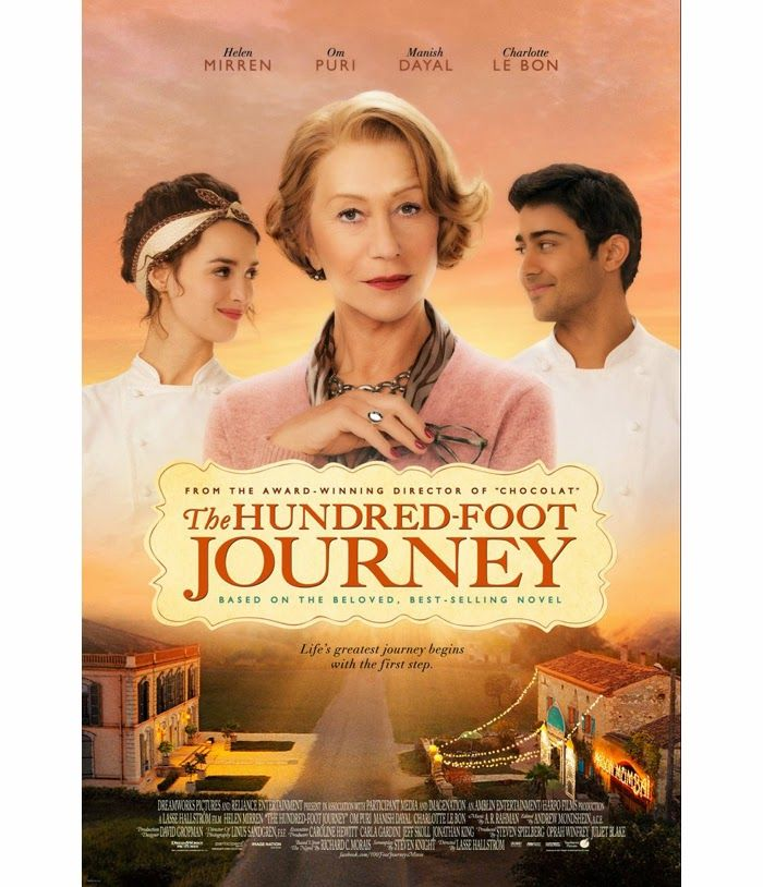 Reading, Writing, Working, Playing @JanetGS: The Hundred-Foot Journey <<she finds the film improves on the book!