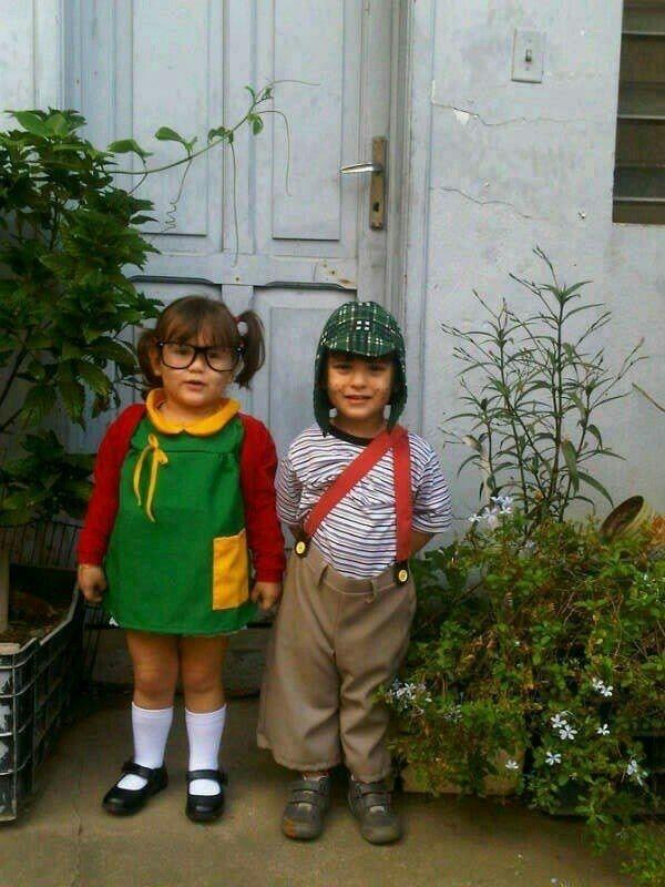 El Chavo Del 8 Halloween Costumes   Easy El Chapulin Colorado Costume For Halloween Costumes And