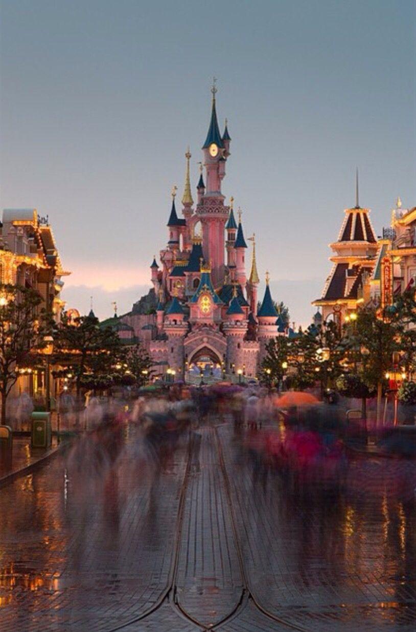 Riityeyayeѕt Bellakerz Photo Paysage Magnifique Disneyland Photos Paysage