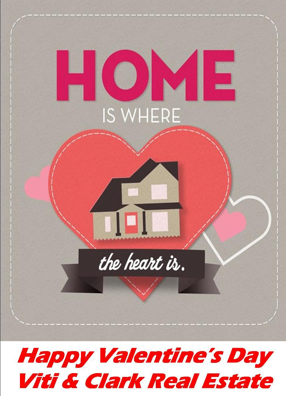 real estate card if you have any questions at all about buying or selling a home im glad to help as a friend not as someone thats trying to win your - Valentine Real Estate