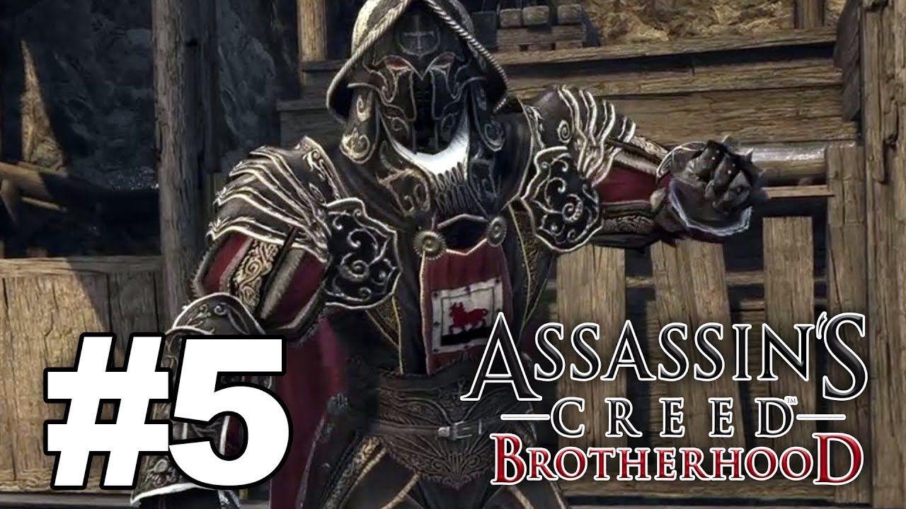 Assassin S Creed Brotherhood Gameplay Walkthrough Part 5 1080p Hd