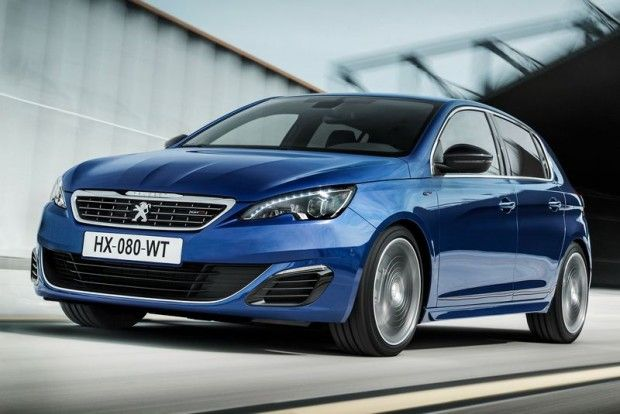 The 2015 Peugeot 308 GT Is A Medium To High Performance Version Of The Car  And The Warming Up For The New R Model Which Is Going To Be Even More  Powerful.