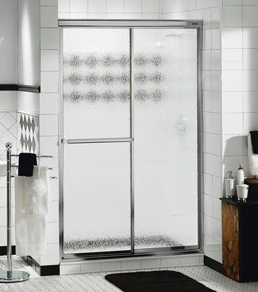 porte de douche d cor plus 2 panneaux pour le mod le carlton i clair ou perle en option. Black Bedroom Furniture Sets. Home Design Ideas