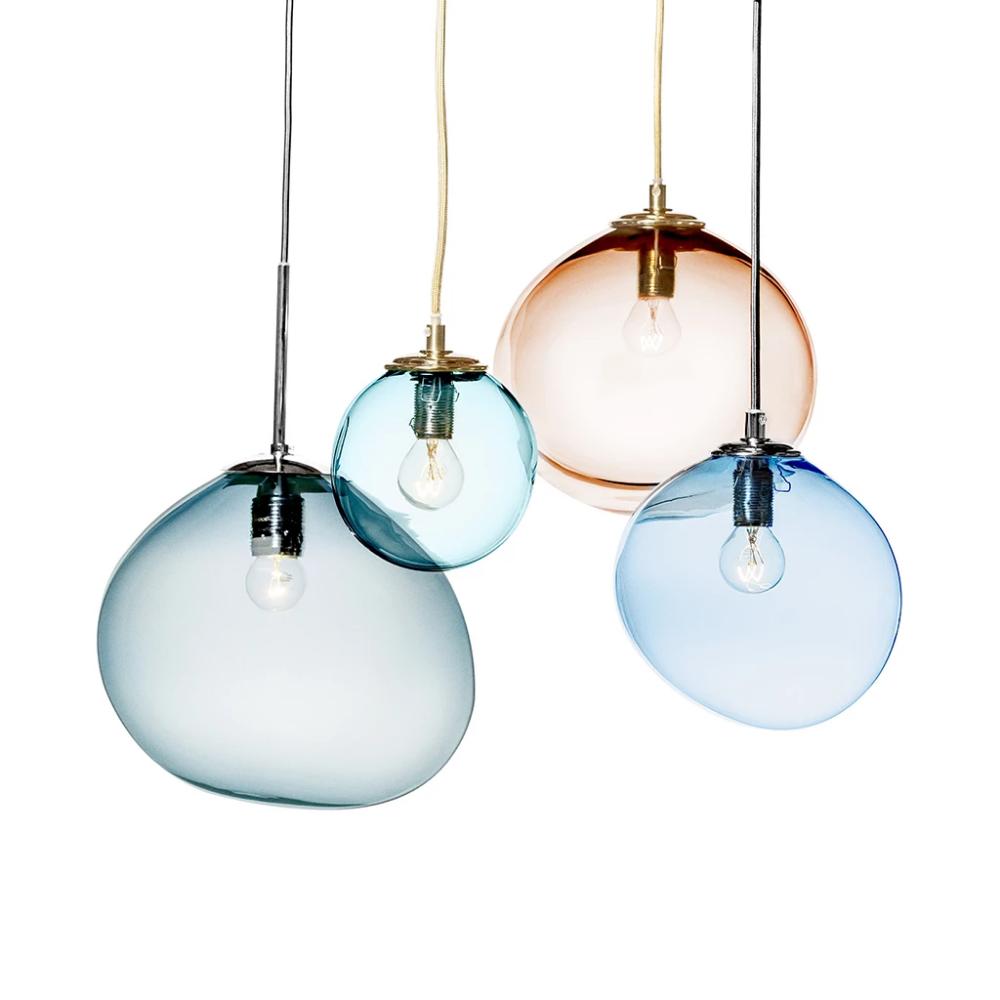 Sky Lampe Klar Guld Lamper Belysning Ideer Lampe