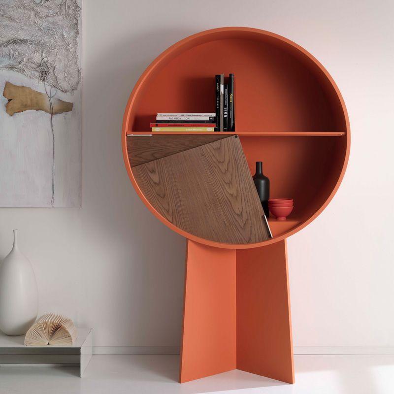 Rangement Luna Design Patricia Urquiola Pour Coedition Design Coedition Silveraeshop Meuble Design Mobilier De Salon Meuble Unique
