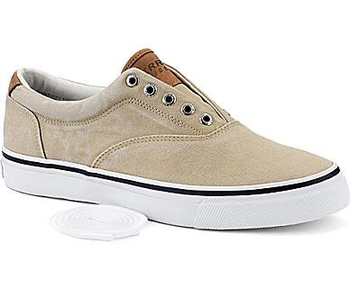 Explore Sperry Top Sider, Sperrys Men, and more! Sperry Striper Cvo Salt  Washed ...