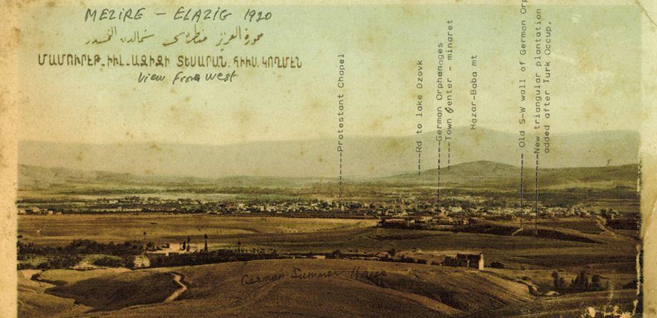 Maps | Vilayet of Mamuratul Aziz-Harput | Kaza of Harput | Religion | Missionaries :: Houshamadyan - a project to reconstruct Ottoman Armenian town and village life ::