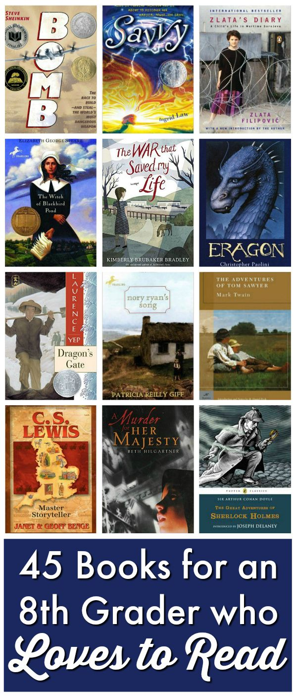 Keep Your Voracious Reader Satisfied With This List 45 Books For An
