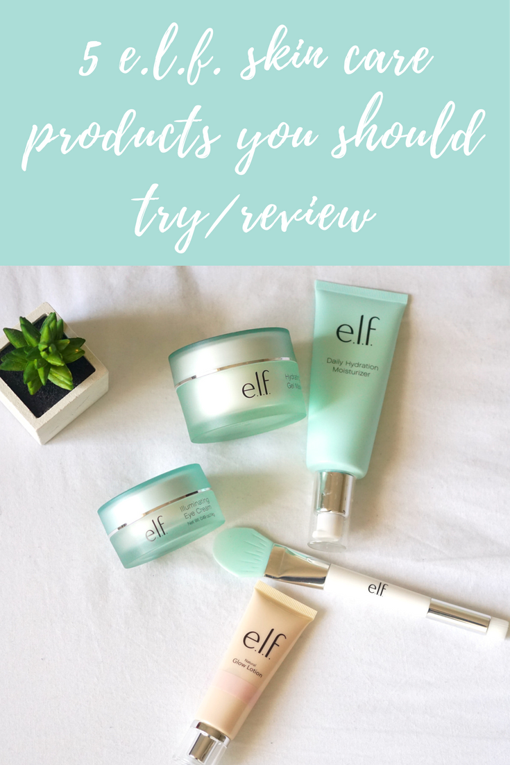 have you ever wondered if the ski care products of e.l.f. cosmetics are that good? Well find out here...