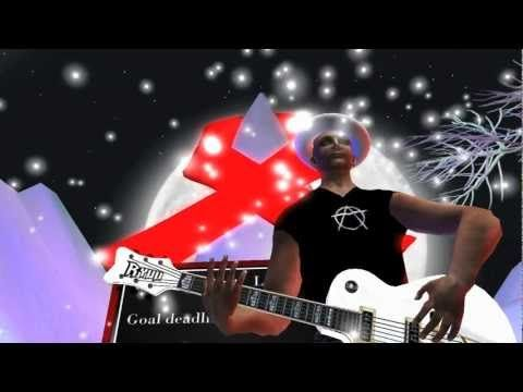 Lefty Unplugged - live at LaPerla II - World AIDS Day 2011 charity concert #SecondLife