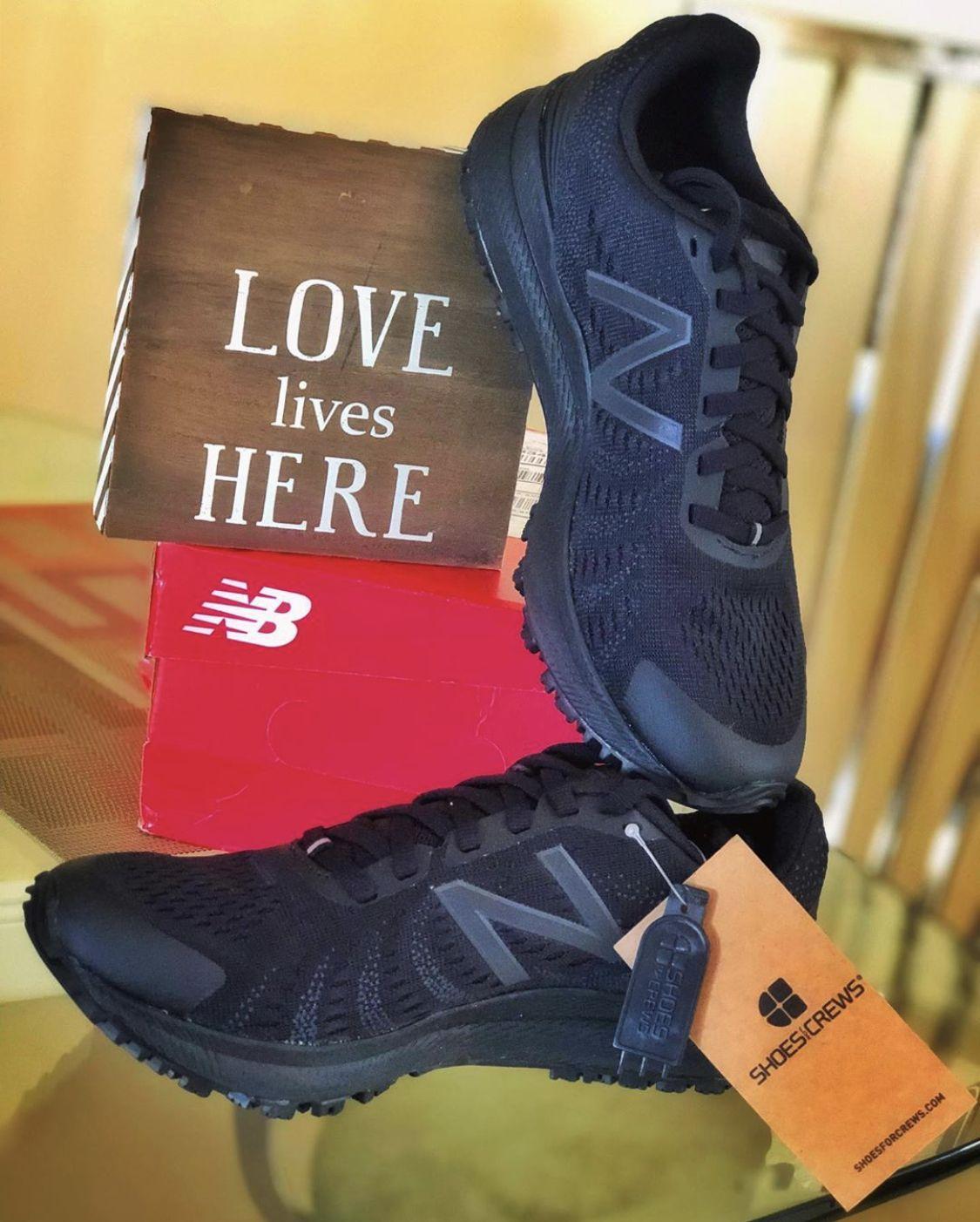 New Balance Rush v3 Women's Black Athletic shoes