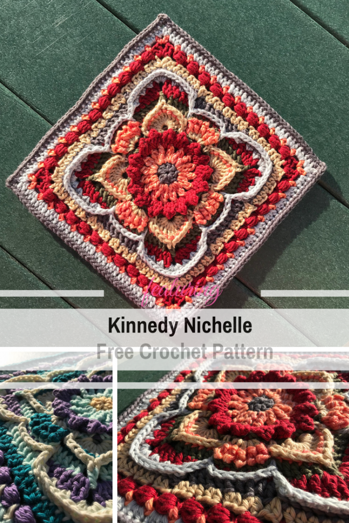 Unique Granny Square Crochet Pattern With A Fabulous Design - Knit And Crochet Daily