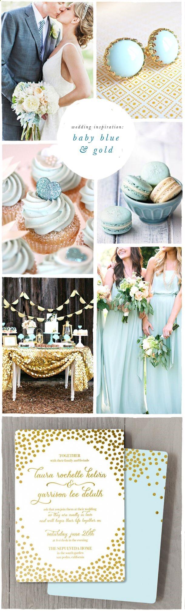 Blue Gold Wedding Inspiration Smitten On Paper Purveyors Of