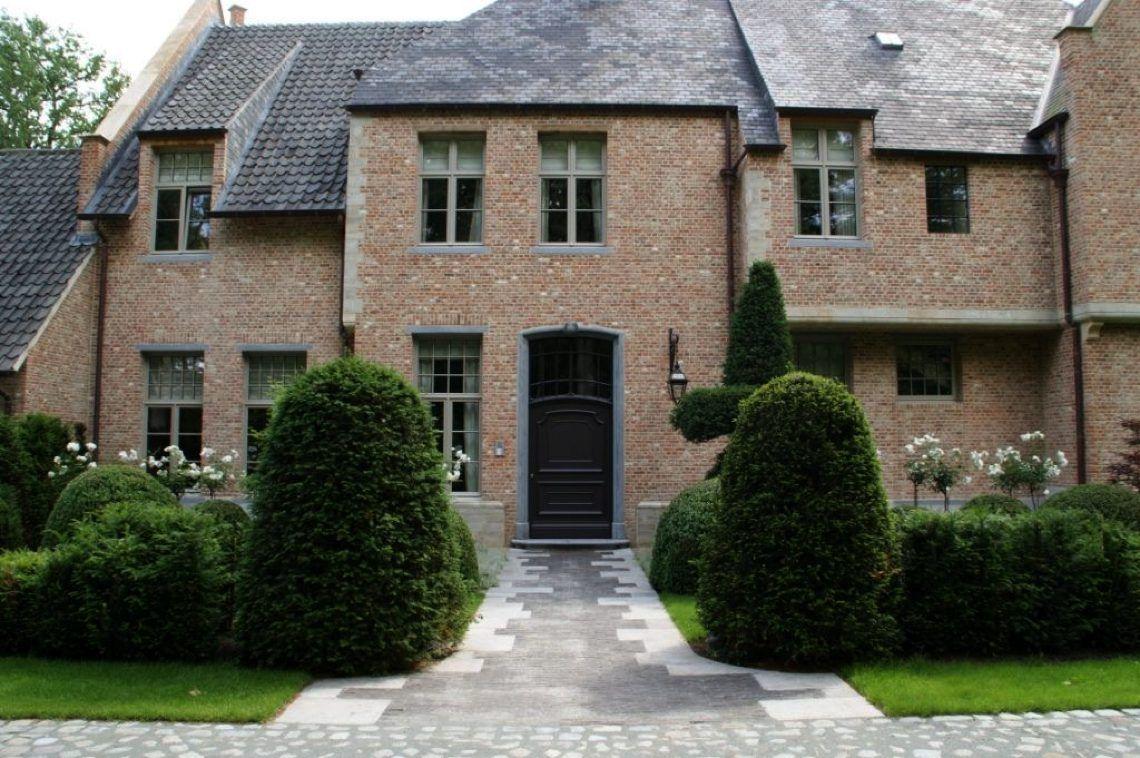 Themenos vlaams landhuis hoog □ exclusieve woon en tuin