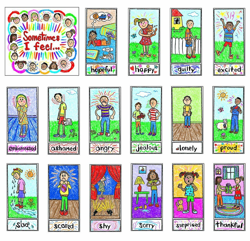 3 Strategies For Building Social Emotional Vocabulary With