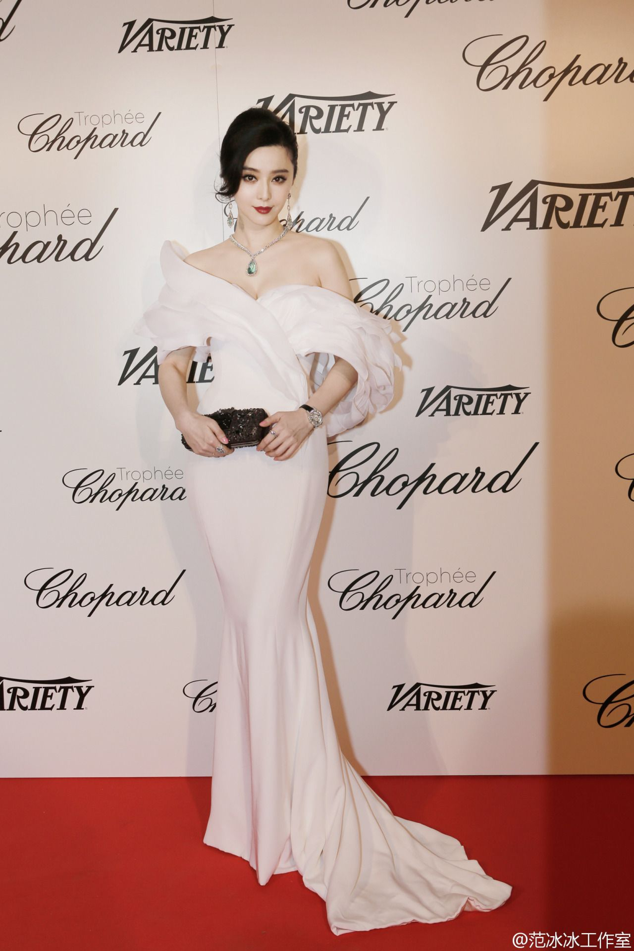 Fan Bingbing in Ralph & Russo Couture Cannes 2015