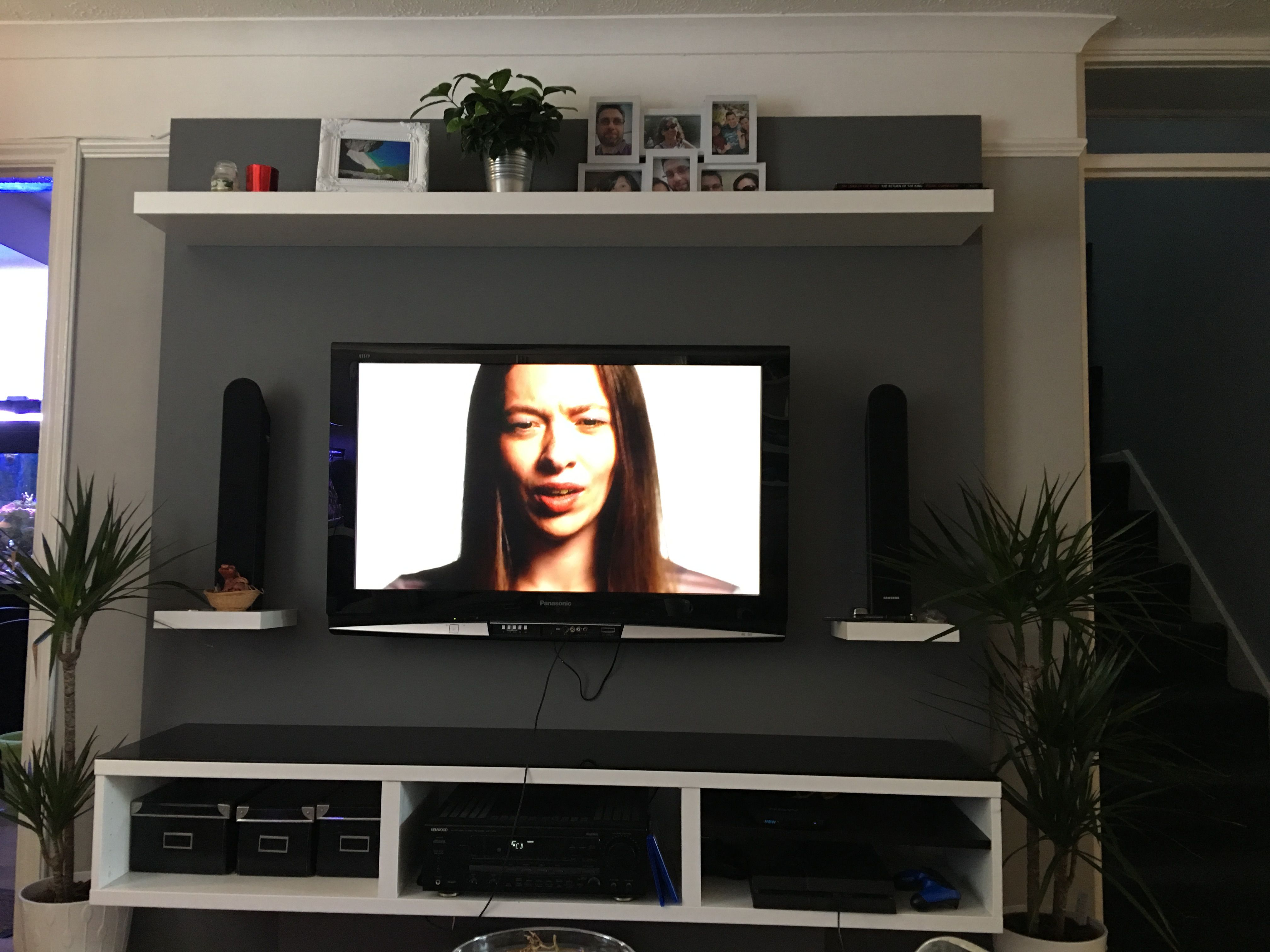 Pin By Barry John On False Wall With TV Mount Pinterest False - Tv false wall