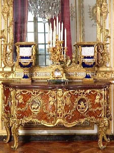 Commode-médailler 1739, Cabinet des médailles Bibliothèque nationale, Paris  | Versailles, Meuble louis xv, Mobilier de salon