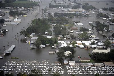 delcambre, louisiana rita flood | ... Photo / Richard Alan Hannon: Delcambre, La. Saturday, Sept. 13, 2008