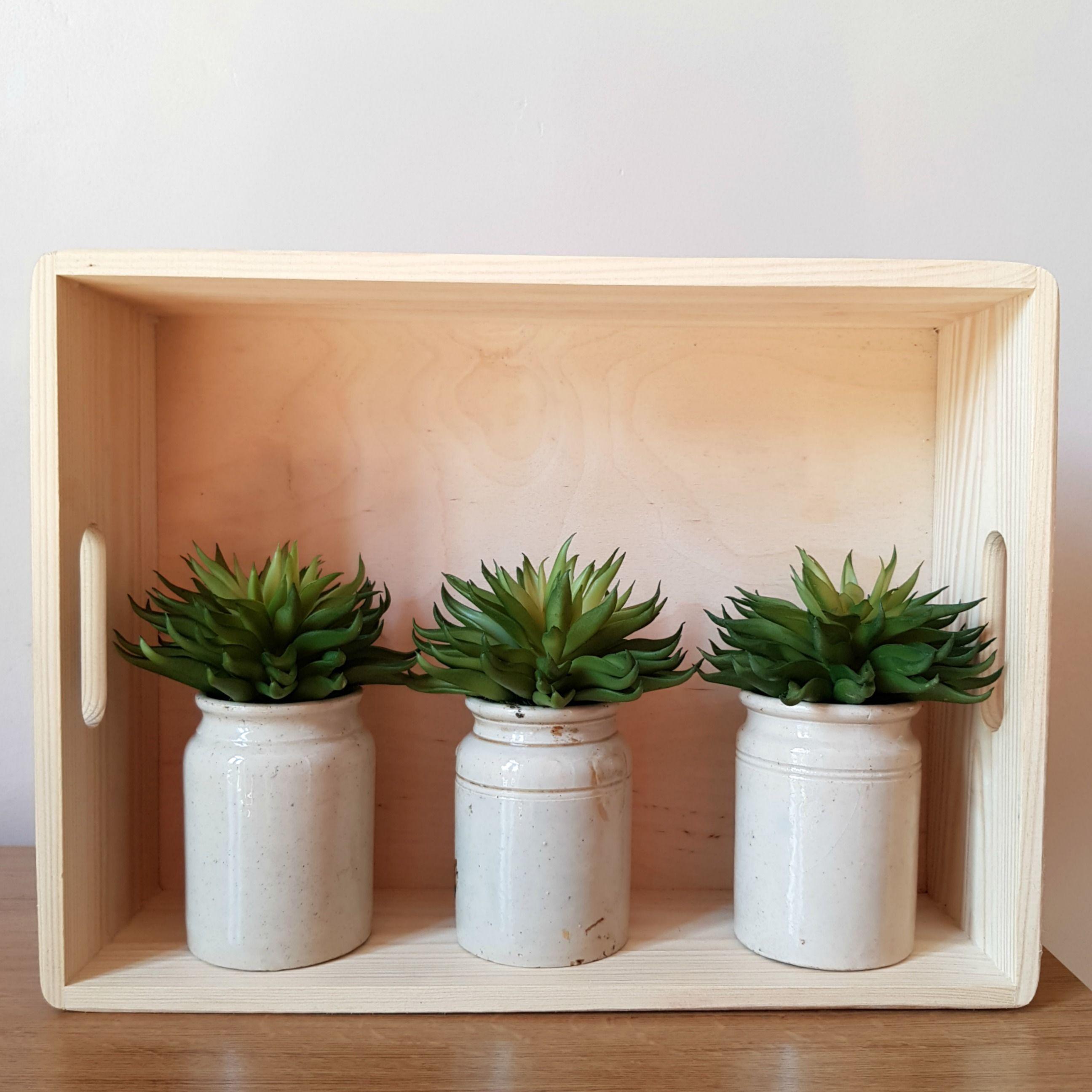 Artificial planter fake cacti fake cactus in pot