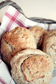 Multigrain hearty biscuits