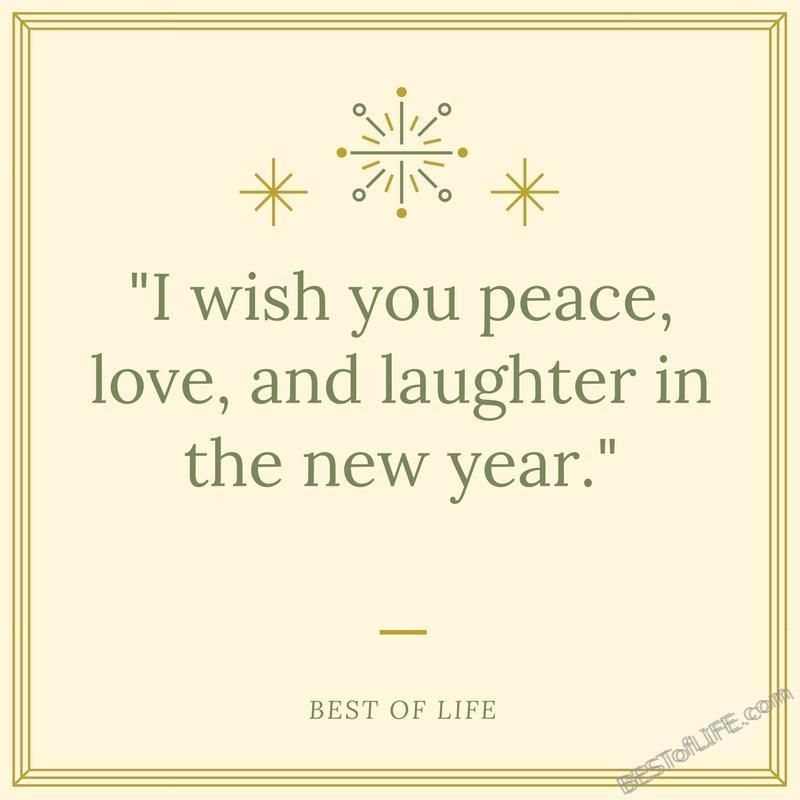 Quotes to Ring in the New Year   Cheer