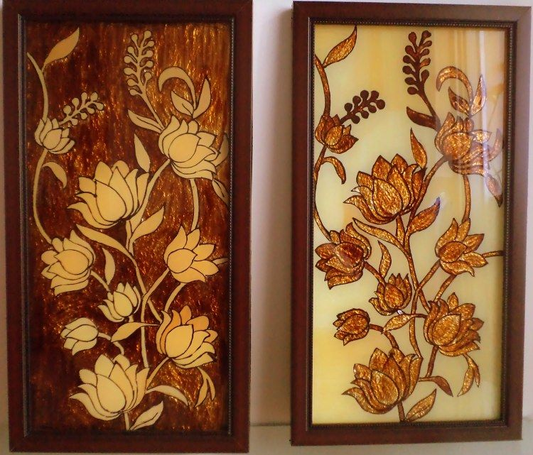 Bon 50 Ultimate Glass Painting Designs You Must Check: Go Limitless