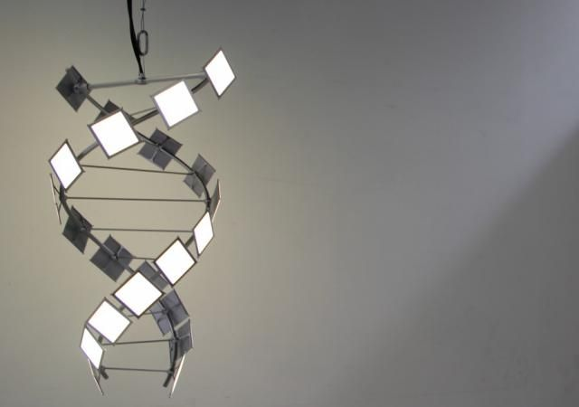 New oled lighting panel hopes to outshine fluorescent bulbs oled