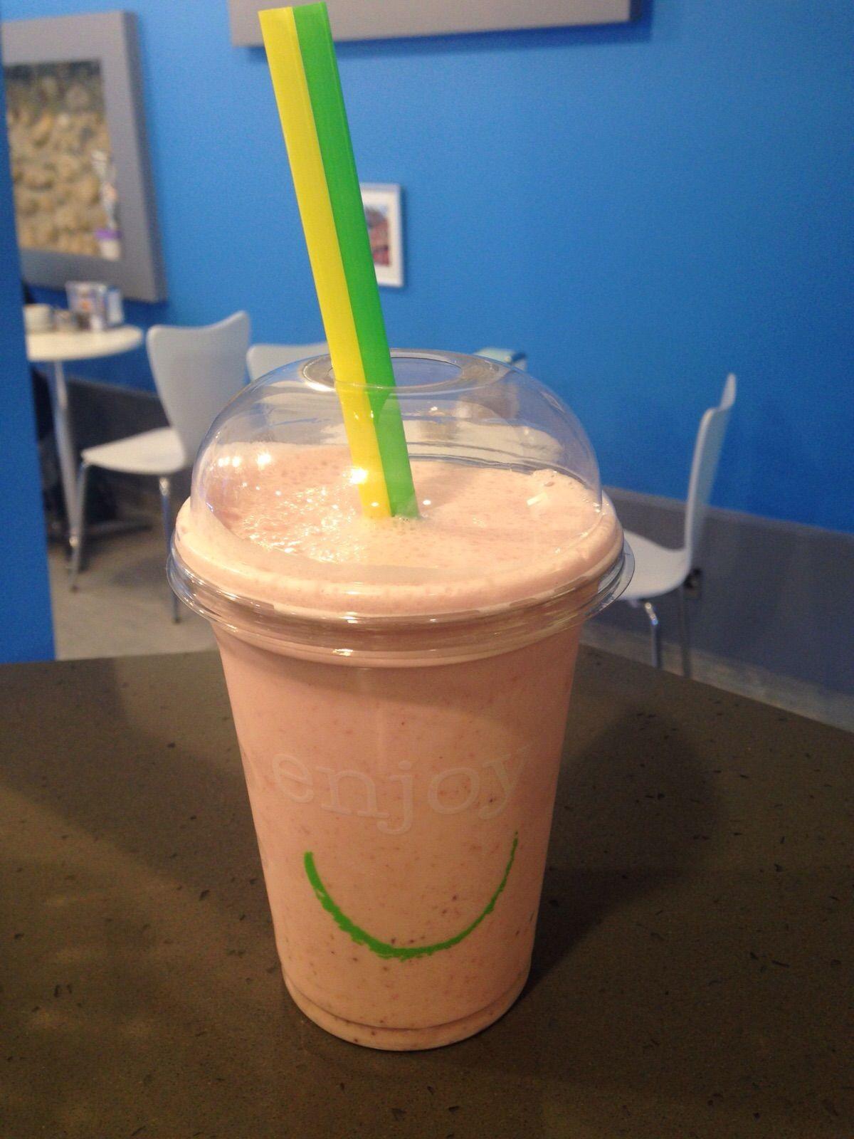 Strawberry Milkshake #giuseppeslite
