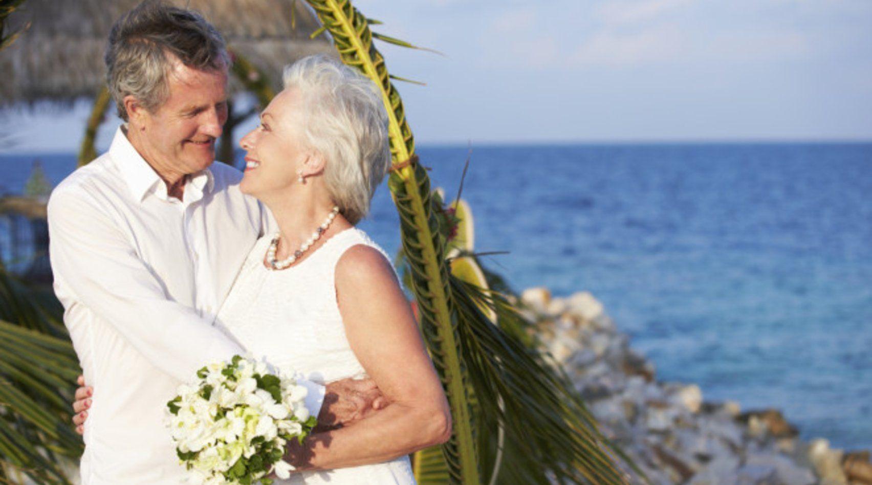 Eheversprechen erneuern: Die zweite Hochzeit