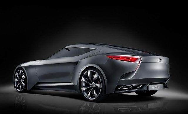 Hyundai Unveils The Hnd 9 Concept 2 Hyundai Genesis Coupe
